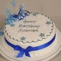 Traditional round shape cake-C62