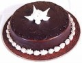 Chocolate Cake-Eggless