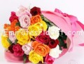Mixed Roses Bouquets